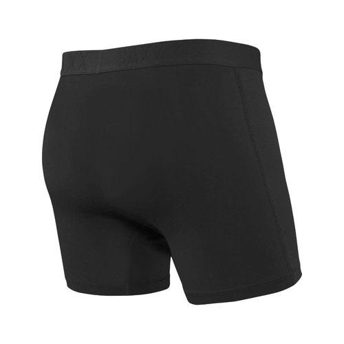 SAXX Vibe Boxer Brief - Black/Black