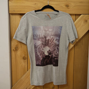 Blend Custom Motorcycle Graphic T-Shirt