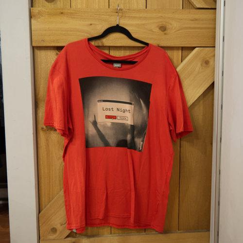 Bench Repeat Night Slim T-Shirt