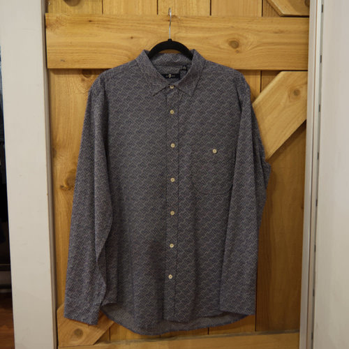 Seven for all man kind Oxford L/S Dress Shirt