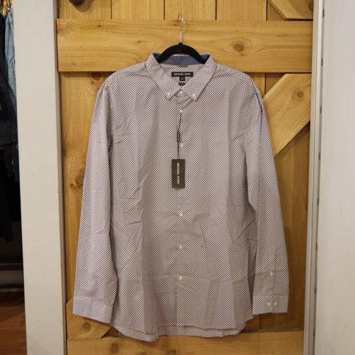 Michael Kors Woven L/S Dress Shirt