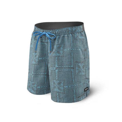 "SAXX Cannonball Swim Shorts 17"" - Rattan"