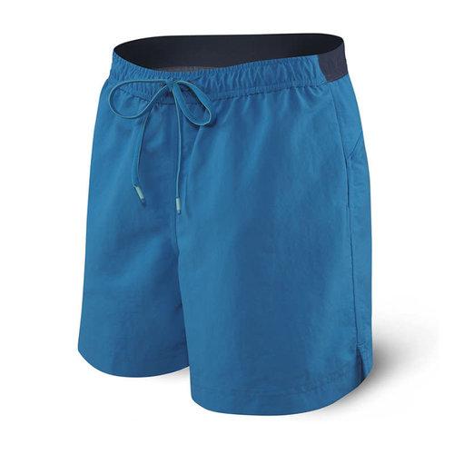 """SAXX Cannonball Swim Shorts 19"""" - Pure Blue"""
