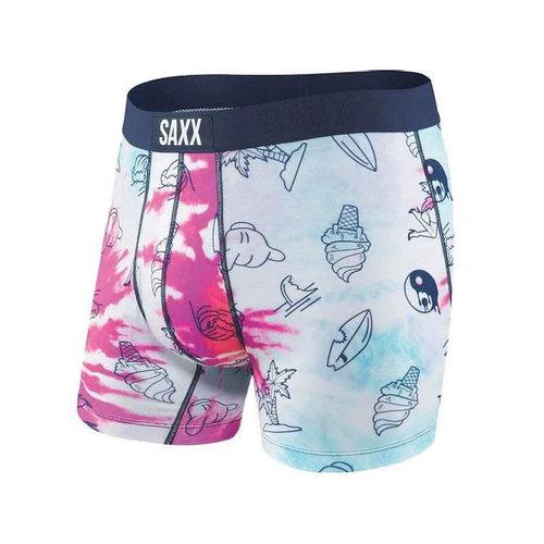 SAXX Vibe Boxer Brief - High Tie Dye