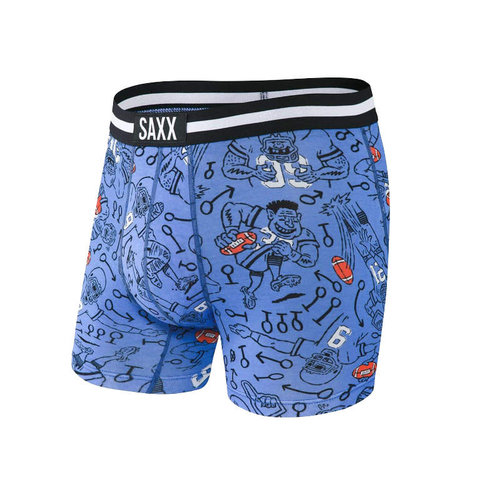 SAXX Vibe Boxer Brief - First & 10