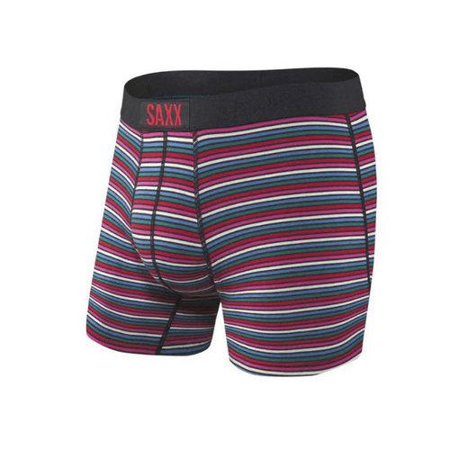 SAXX Vibe Boxer Brief - Witty Stripe