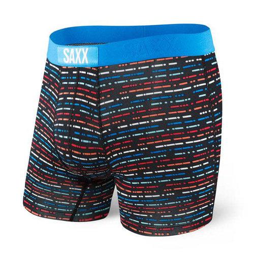 SAXX Vibe Boxer Brief - Morse Code