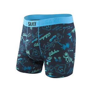 SAXX Vibe Boxer Brief - Midnight Aloha