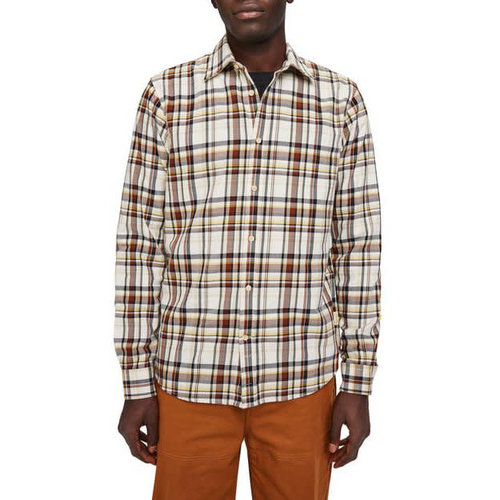 Scotch & Soda Plaid L/S Shirt
