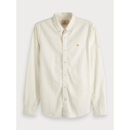 Scotch & Soda Classic Garment Dyed Shirt