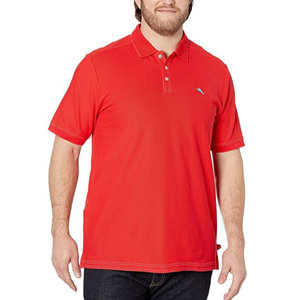 Tommy Bahama Emfielder Polo - Red Cherry