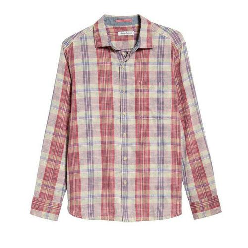 Tommy Bahama Palapa Plaid Shirt