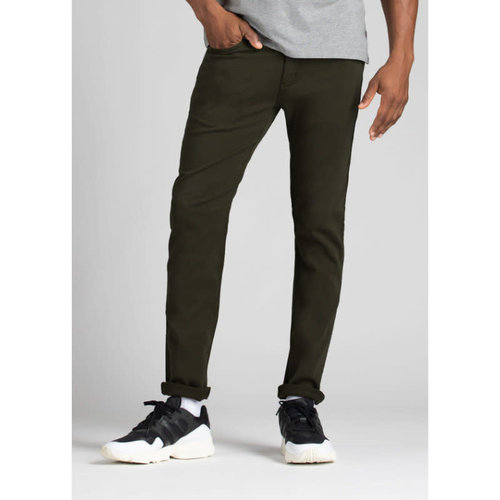 Du/er No Sweat Pant Relaxed - Army