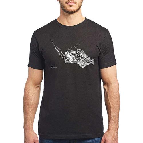 Ursalia Creative Cod Island Lure T-shirt