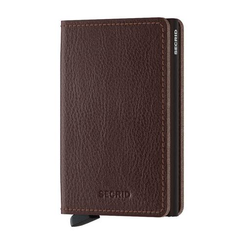 Secrid Slimwallet - Veg Tanned Leather