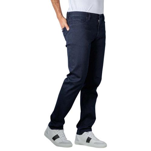 Alberto Pipe Regular Slim Fit Superfit Dual FX Denim