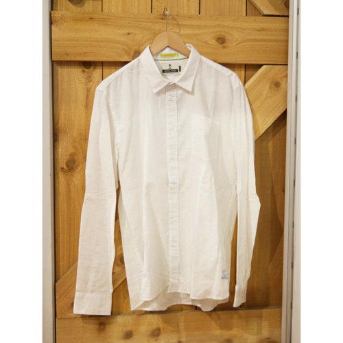 Scotch & Soda Melange L/S Dress Shirt