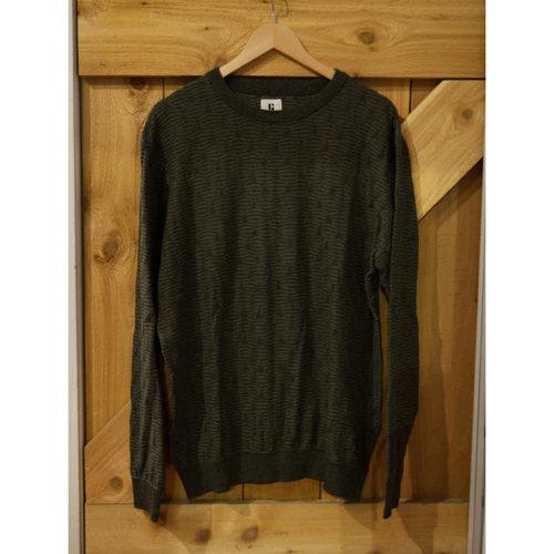 Garcia Crew Knit Sweater