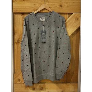 Garcia Dot Print Sweater