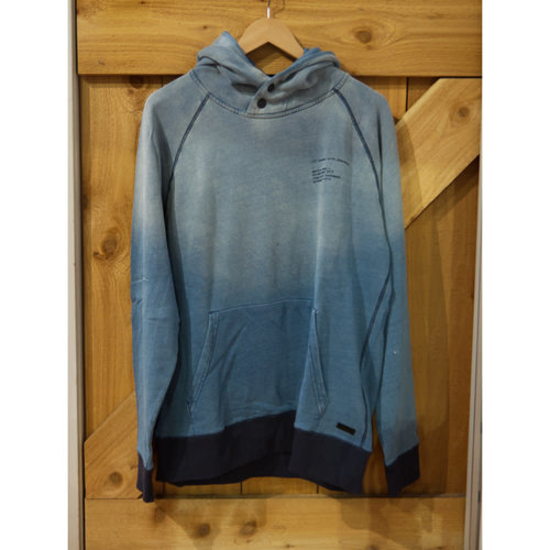 Garcia Ombre Pullover Hoodie