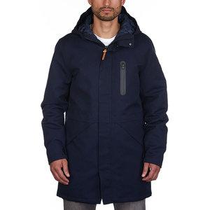 RVLT Parka Jacket w/ Glued Zipper