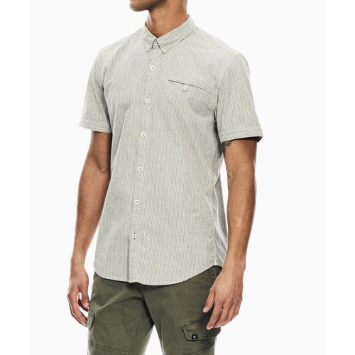 Garcia Stripe S/S Shirt