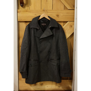 Michael Kors Charcoal Parka Jacket