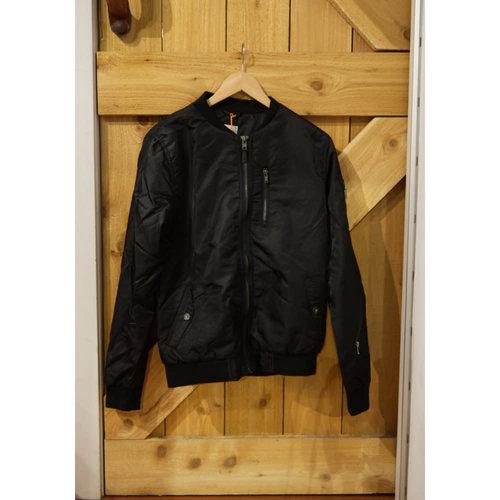 Blend Black Bomber Jacket