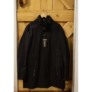 Michael Kors Black Outerwear Jacket