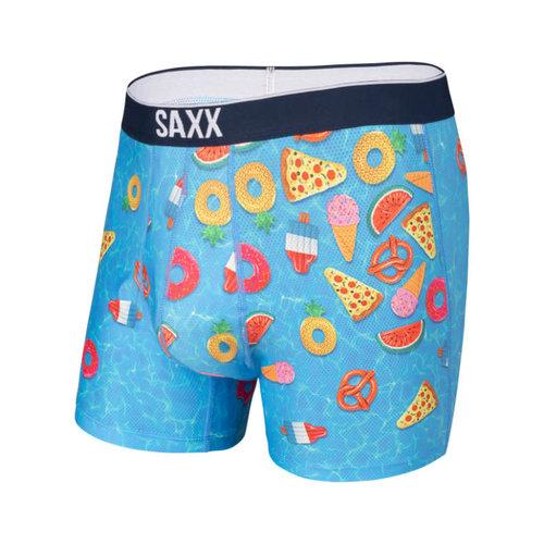 SAXX Volt Boxer Brief - Floatie Snacks