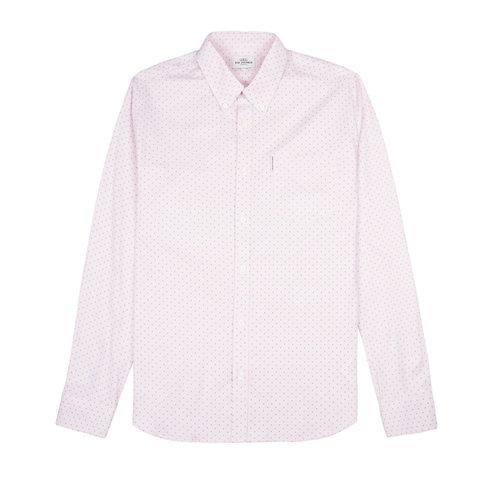 Ben Sherman Oxford Polka Dot Shirt