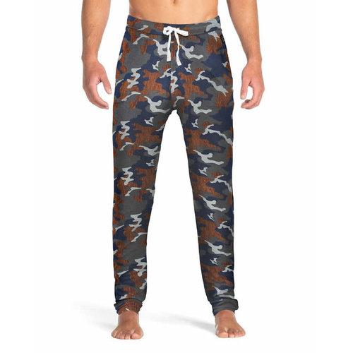 SAXX Snooze Pants - Woodgrain Camo