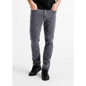 Du/er Performance Denim Slim Jeans - Aged Grey