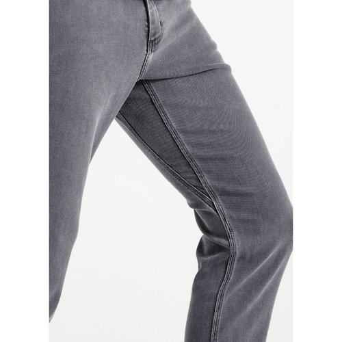 Du/er Performance Denim Slim - Aged Grey