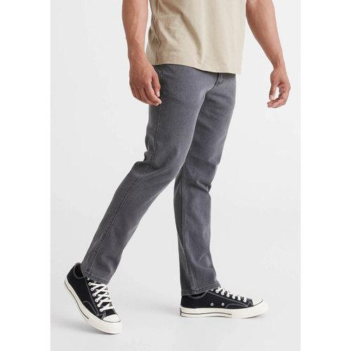 Du/er Performance Denim Relaxed Jeans - Aged Grey