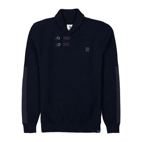 Garcia Cowl Neck Knit Sweater
