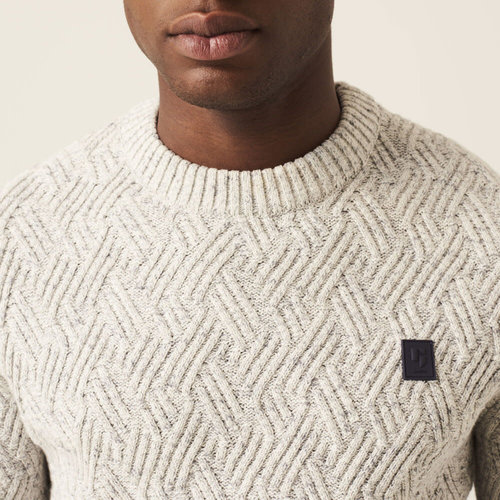 Garcia Cable Knit Sweater