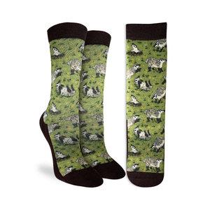 Good Luck Sock Women's American Badger Socks