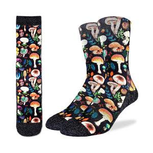 Good Luck Sock Mushrooms Socks