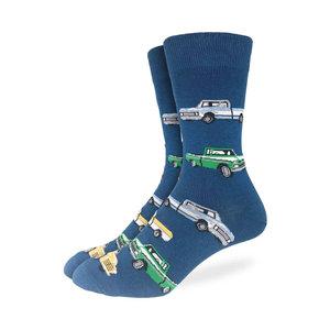 Good Luck Sock Trucks Socks