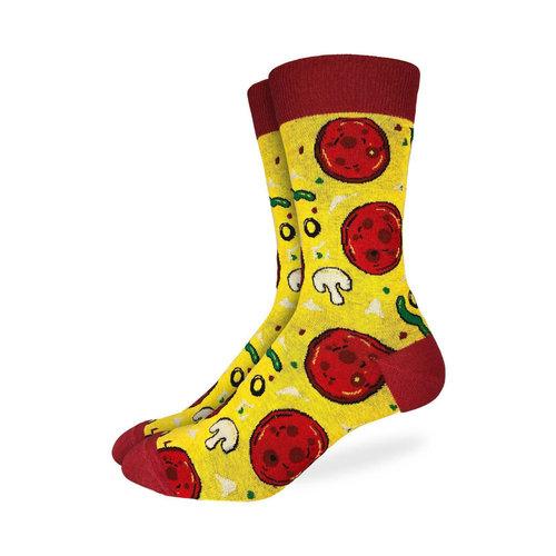 Good Luck Sock Pizza Toppings Socks