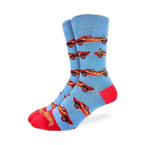 Good Luck Sock Hot Wheels Hotrods Socks