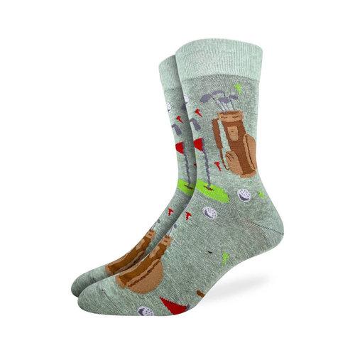 Good Luck Sock Golf Green Socks