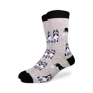 Good Luck Sock Husky Socks
