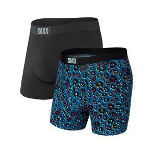 SAXX Vibe 2 Pack - Pop Sports/Black