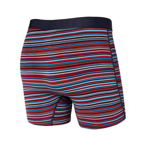 SAXX Vibe Boxer Brief - Vibrant Stripe