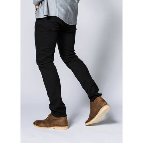 Du/er Performance Denim Slim Jeans - Black