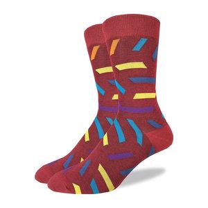 Good Luck Sock Patchwork Socks