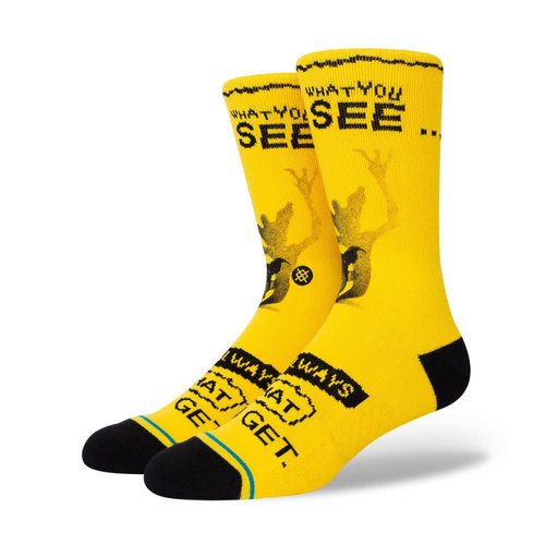 Stance Gremlins What You Get Casual Socks