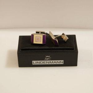 Lindenmann Shapes Cufflinks